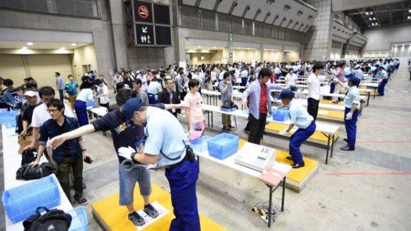 AKB48 begivenheder esktremt overvågede