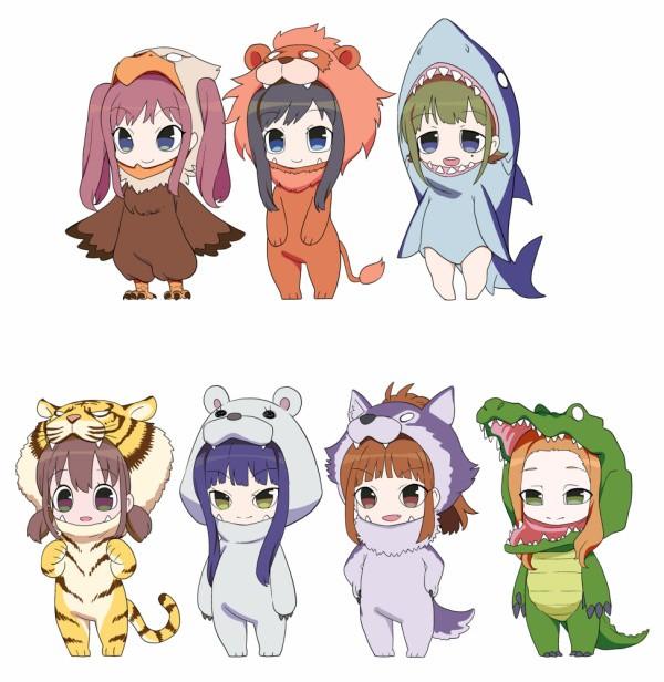 Wake Up Girls Zoo