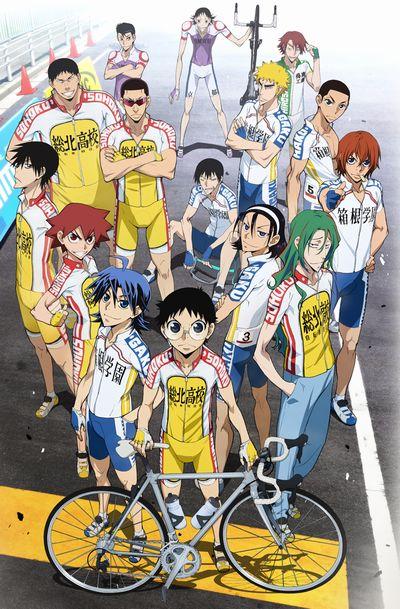 Yowamushi Pedal 2: GRAND ROAD animeen begynder om en lille uge
