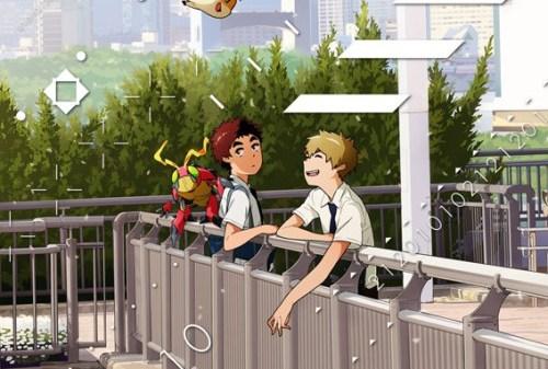Digimon Adventure tri. 3 Kokuhaku anime trailer 2