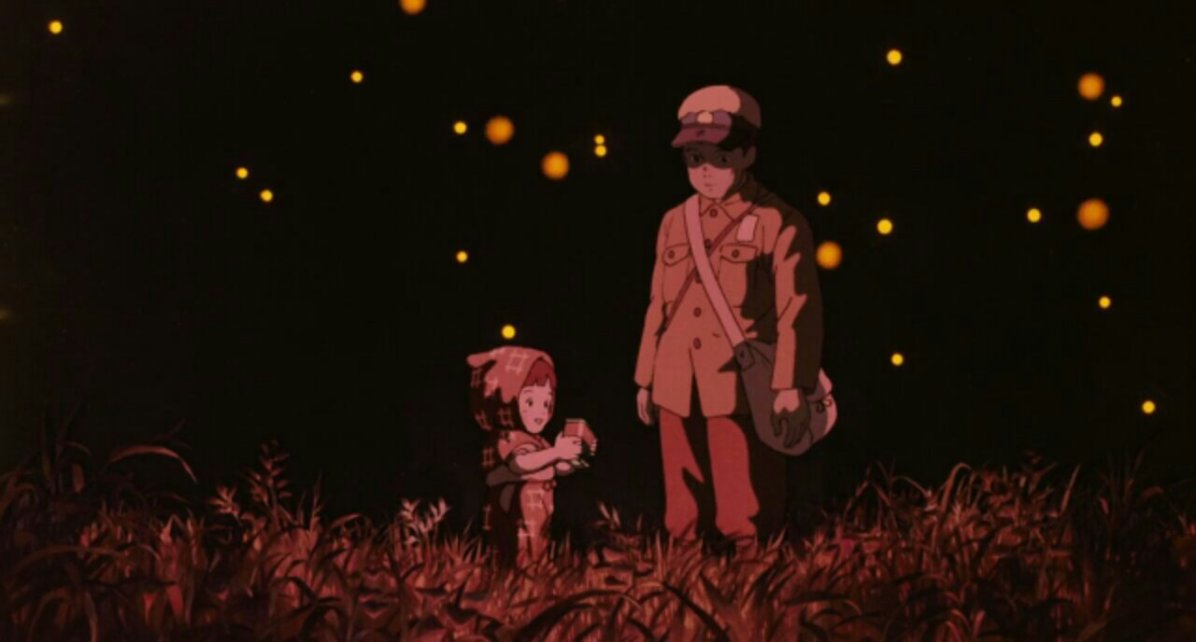 1. Grave of the Fireflies