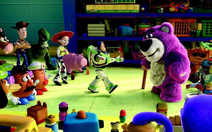 7. Toy Story 3
