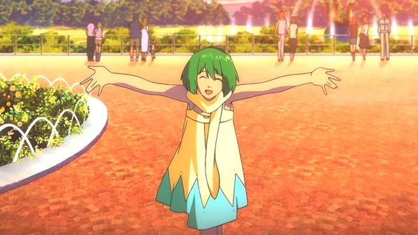 5. Ranka Lee (Macross Frontier)