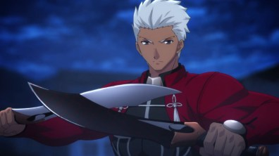 9. Archer (Fate/stay night)