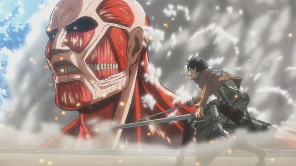 28. Shingeki no Kyojin (Attack on Titan)