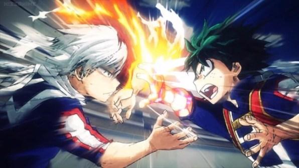 6. My Hero Academia Season 2