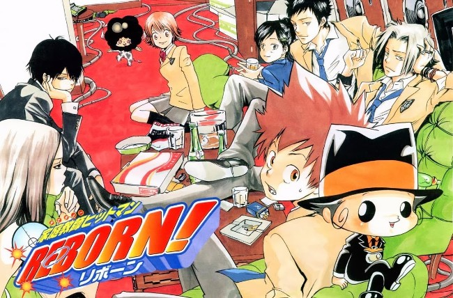 20. Akira Amano – Katekyō Hitman Reborn! (129)