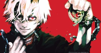 3. Sui Ishida – Tokyo Ghoul (539)
