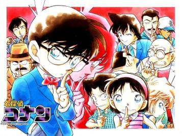 6. Gosho Aoyama – Detective Conan (375)