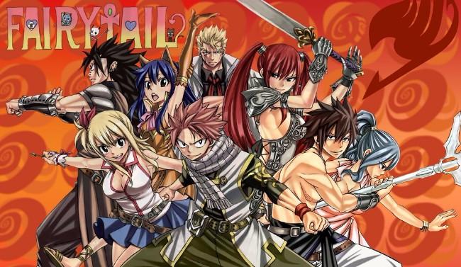 9. Hiro Mashima – Fairy Tail (285)
