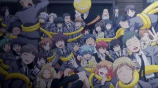 AIOdense – Fredag 15 september 2017 – Anime aften: Assassination Classroom