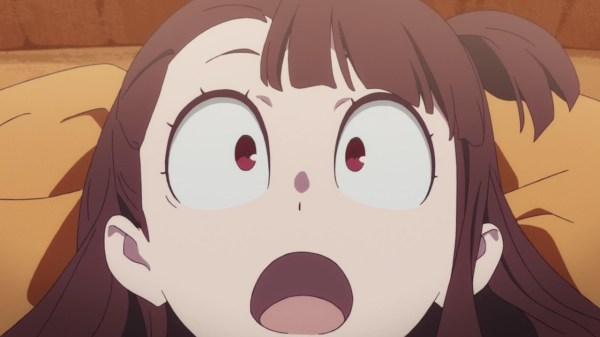 Little Witch Academia: Chamber Of Time Spillets 2. Promo Video Fremviser Animerede scener