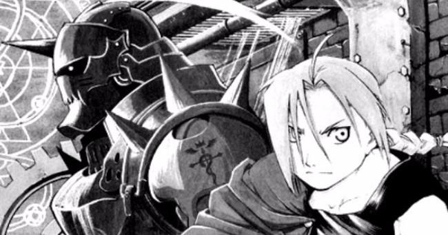 8. Hiromu Arakawa – Fullmetal Alchemist (316)