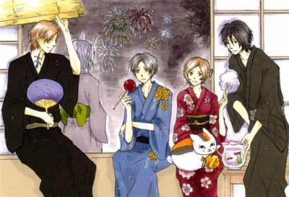 19. Yuki Midorikawa – Natsume's Book of Friends (135)