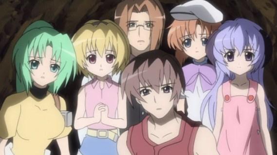 5. Higurashi When They Cry (Higurashi no Naku Koro ni) – 204