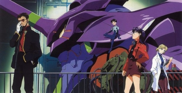 6. Neon Genesis Evangelion – 199