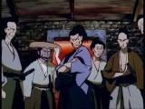 Den gang store anime skabere lavede en cyberpunk reklame for irsk øl