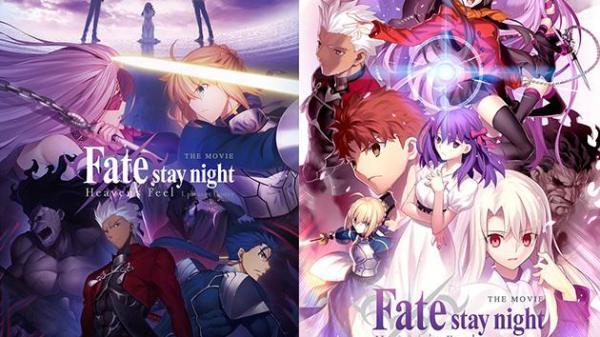 """""""Fate/Stay Night: Heaven's Feel"""" kommer i de dansken biografer den 27 februar"""