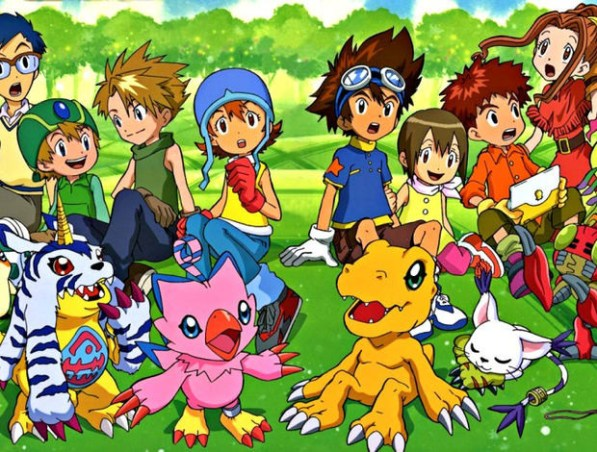 "6. ""Butter-Fly,"" Digimon Adventure"