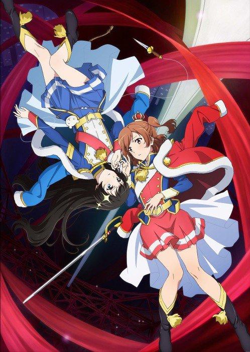 """""""Revue Starlight"""" TV Anime Teaser Videoer og Info"""