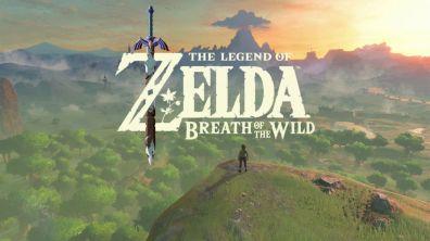 9. The Legend of Zelda: Breath of the Wild