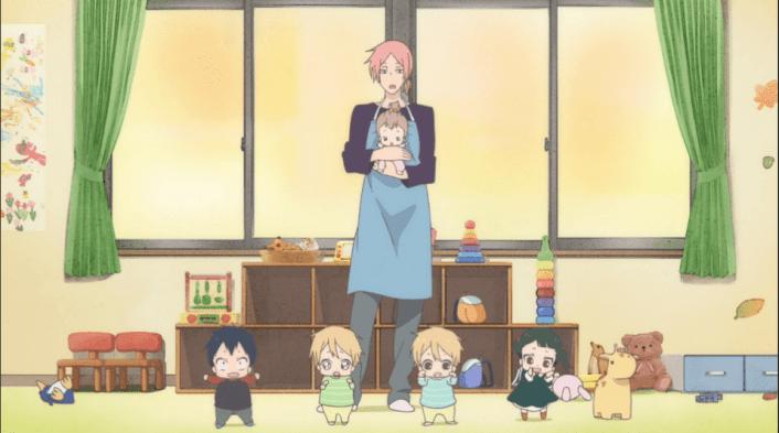 2. School Babysitters