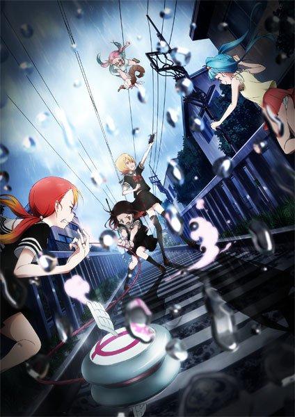 Magical Girl Site Anime har virtual YouTuber Kizuna Ai i en rolle