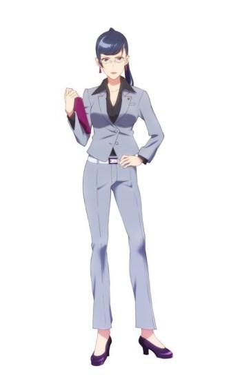 Hana Tojo - Megumi Toyoguchi
