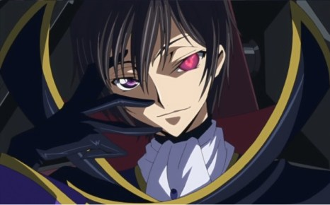 2. Lelouch Lamperouge – Code Geass: Lelouch of the Rebellion – 254