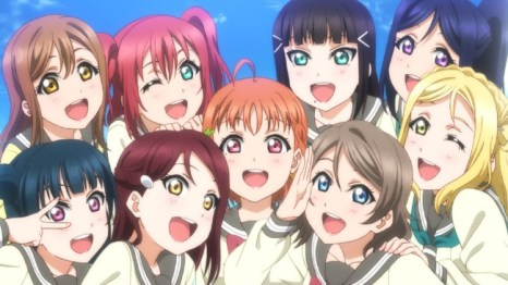 12 - Love Live! Sunshine!! (Season 1) – 73
