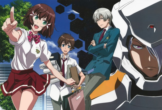 15 - Valvrave the Liberator – 58