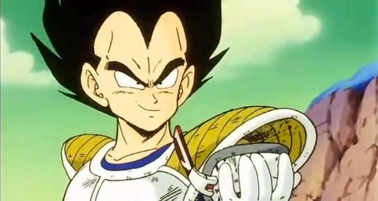 5. Vegeta – Dragon Ball Z – 191