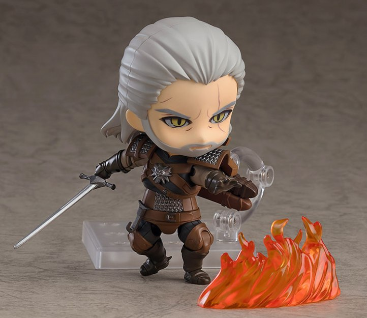Nendoroid - The Witcher 3 Wild Hunt: Geralt