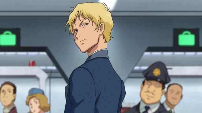 5. Char Aznable (Mobile Suit Gundam: The Origin)