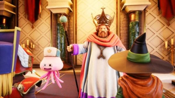 Dragon Quest kommer til VR Zone Shinjuku