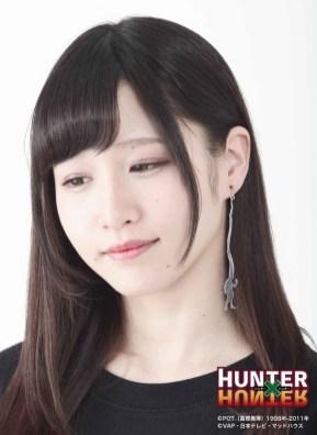 Hunter x Hunter øreringe fremviser Gons smerte som mode