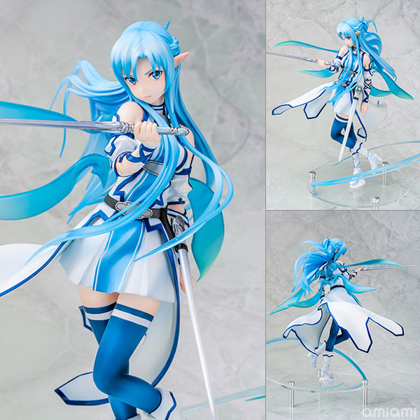 Sword Art Online the Movie: Ordinal Scale - Asuna (Undine Ver.) 1/7 Figur