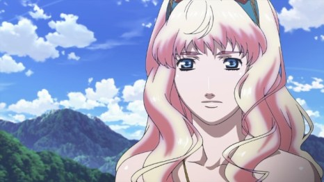 4. Sheryl Nome (Macross Frontier)