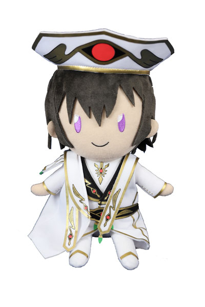 Code Geass: Lelouch of the Rebellion - Plush: Emperor Lelouch