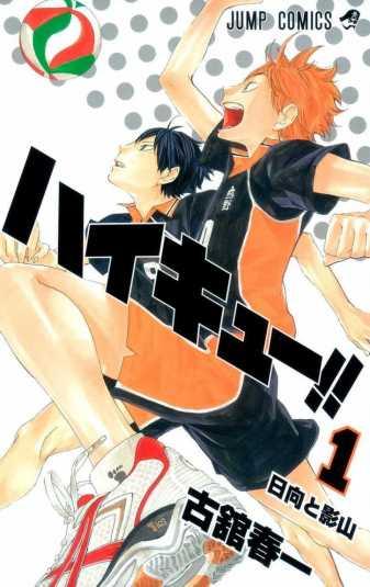 4. (4) Haikyu!! (Haruichi Furudate) - 2.523.071