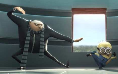 13. Despicable Me Series – 40106
