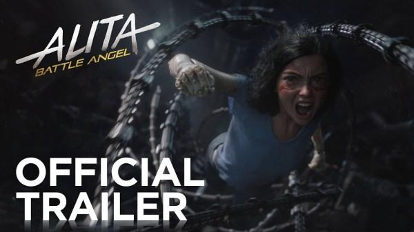 ALITA: BATTLE ANGEL | OFFICIAL HD TRAILER #2