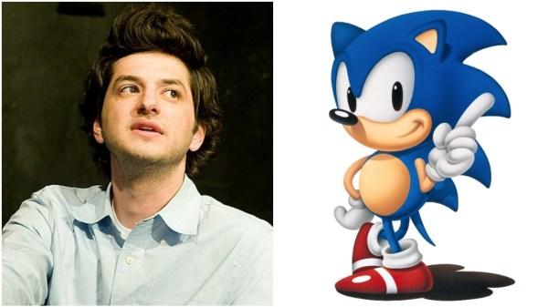 Ben Schwartz lægger stemme til Sonic i Sonic The Hedgehog Movie