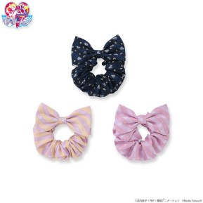 Sailor Moon nattøj, sengesæt og hårpynt