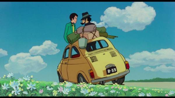 Hayao Miyazakis 'Slottet i Cagliostro'