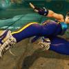 Chun-Li (Street Fighter) sko