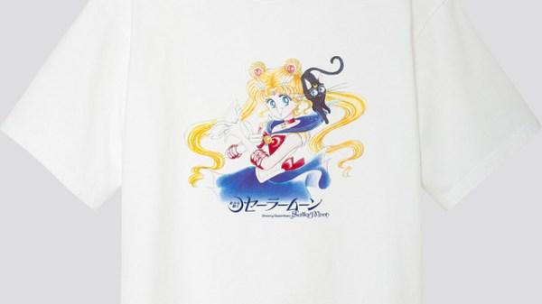 Uniqlo får Sailor Moon bluser