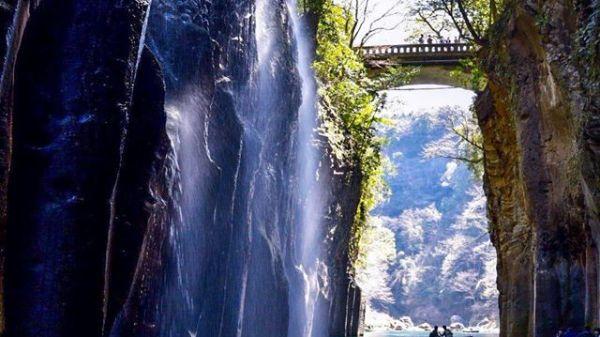 Takachiho slugt - Miyazaki præfektur