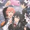 My Teen Romantic Comedy SNAFU anime sæson 3 til april