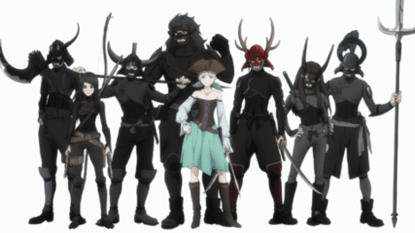 Fena: Pirate Princess ny anime annonceret